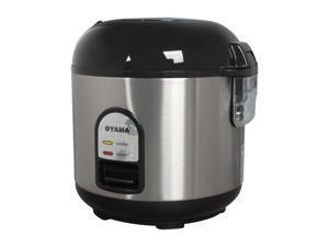Oyama CFS-F10B Black Rice Cooker