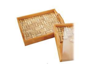 340 66 41 CORK SERVING TRAY KIT