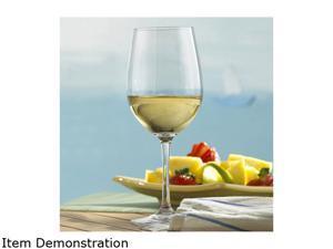 Wine Enthusiast 766 03 04 12 oz. Break-Free PolyCarb Chardonnay Wine Glasses (Set of 4)