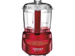 Cuisinart DLC-2AGM Mini-Prep Plus 3-Cup Food Processor, Garnet