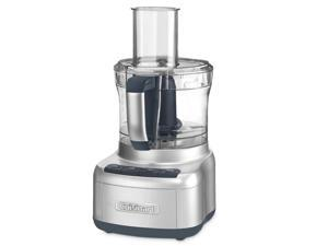 Cuisinart 8-c. Elemental Food Processor, Silver
