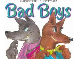 Bad Boys Reprint Palatini, Margie/ Cole, Henry (Illustrator)