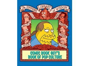 Comic Book Guy's Book Of Pop Culture Groening, Matt