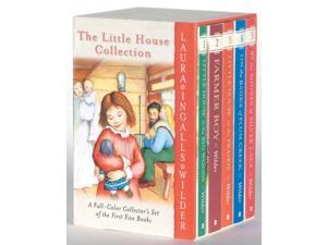 The Little House Collection BOX Wilder, Laura Ingalls