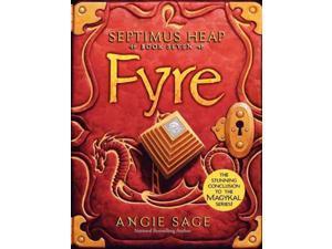 Fyre Septimus Heap Sage, Angie/ Zug, Mark (Illustrator)