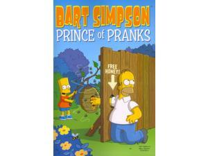 Bart Simpson Prince of Pranks The Simpsons Reprint Groening, Matt