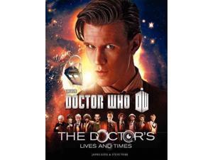 Doctor Who MTI Goss, James/ Tribe, Steve/ Savage, Matthew (Illustrator)