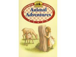 Animal Adventures Little House Chapter Book Peterson, Melissa/ Graef, Renee (Illustrator)/ Wilder, Laura Ingalls