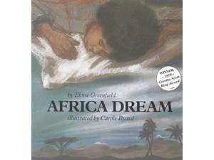 Africa Dream Reprint Greenfield, Eloise/ Byard, Carole