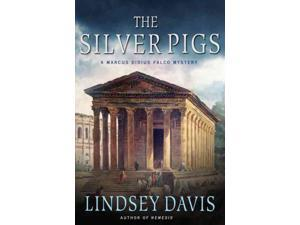 The Silver Pigs Marcus Didius Falco Davis, Lindsey