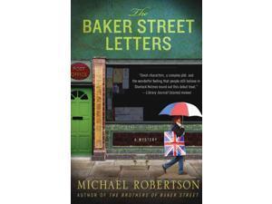 The Baker Street Letters Reprint Robertson, Michael