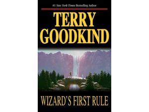 Wizard's First Rule Sword of Truth Goodkind, Terry
