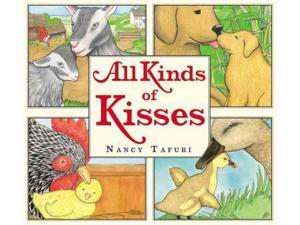 All Kinds of Kisses Tafuri, Nancy