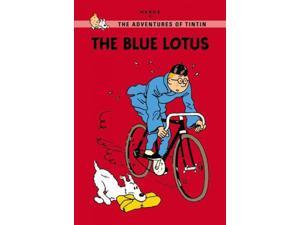 The Blue Lotus Adventures of Tintin Herge