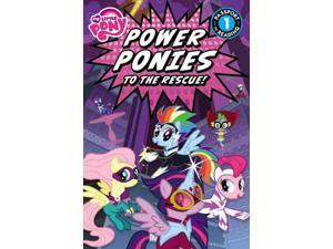 Power Ponies to the Rescue! Passport to Reading Belle, Magnolia (Adapted By)