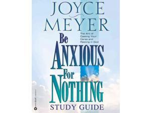 Be Anxious for Nothing STG Meyer, Joyce