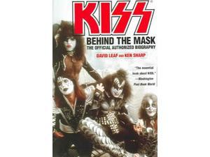Kiss Reprint Leaf, David/ Sharp, Ken