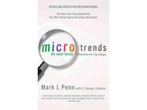 Microtrends Reprint Penn, Mark J./ Zalesne, E. Kinney