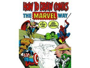 How to Draw Comics the Marvel Way Reprint Lee, Stan/ Buscema, John