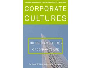 Corporate Cultures Deal, Terrence E./ Kennedy, Allan A.