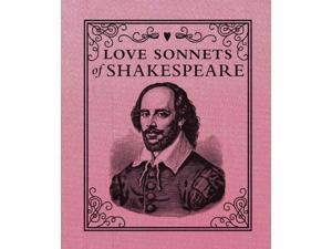 Love Sonnets of Shakespeare MIN Shakespeare, William