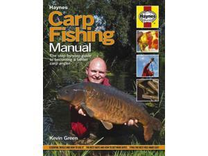 Haynes Carp Fishing Manual Green, Kevin