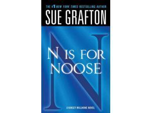 N Is for Noose Kinsey Millhone Alphabet Mysteries Reprint Grafton, Sue