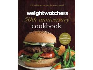 Weight Watchers 50th Anniversary Cookbook ANV Weight Watchers International (Corporate Author)