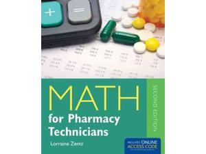Math for Pharmacy Technicians 2 PAP/PSC Zentz, Lorraine C.