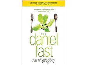 The Daniel Fast Gregory, Susan