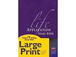 Life Application Study Bible LRG Tyndale House Publishers (Corporate Author)
