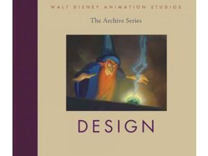 Walt Disney Animation Studios Design Archive Series Disney Editions (Corporate Author)