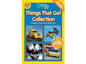 Things That Go! Collection National Geographic Readers National Geographic Society (U. S.)