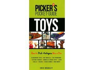 Picker's Pocket-GuideToys Picker's Pocket Guides Bradley, Eric