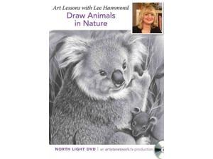Draw Animals in Nature Art Lessons With Lee Hammond DVD Hammond, Lee