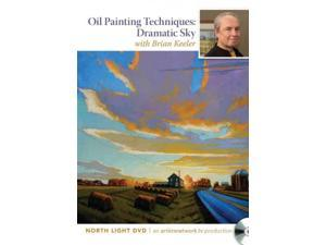 Dramatic Sky Oil Painting Techniques DVD Keeler, Brian