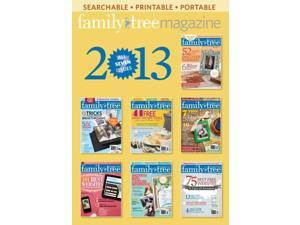 Family Tree Magazine Annual CD 2013 CDR Family Tree Magazine (Corporate Author)