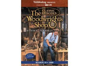 The Woodwright's Shop Classic Episodes DVD Underhill, Roy
