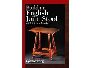 Build an English Joint Stool DVD Bender, Chuck