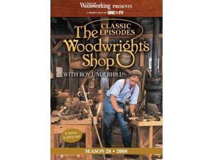 The Woodwright's Shop, Season 28 DVD Underhill, Roy