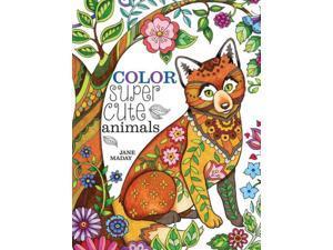 Color Super Cute Animals CSM Maday, Jane