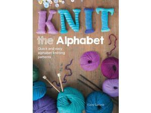Knit the Alphabet Garland, Claire