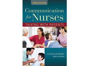 Communications for Nurses 3 Sheldon, Lisa Kennedy