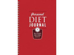 Personal Diet Journal GJR SPI Sterling Publishing Co., Inc. (Corporate Author)
