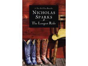 The Longest Ride Reprint Sparks, Nicholas