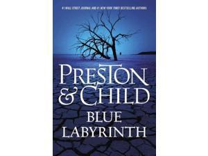 Blue Labyrinth Preston, Douglas/ Child, Lincoln