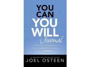 You Can, You Will Journal JOU Osteen, Joel