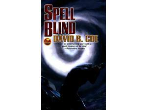 Spell Blind Case Files of Justis Fearsson Reissue Coe, David B.