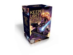 Keeper of the Lost Cities Collection Keeper of the Lost Cities BOX Messenger, Shannon