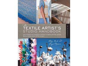 The Textile Artist's Studio Handbook Ruck, Owyn/ Popovic, Visnja